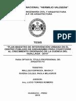 PLAN MAESTRO DE INTERVENCIÓN URBANA tesis.pdf