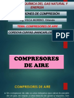 Compresores de Aire - Cordova Cunyas Jhancarlos Brayan