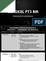 Bengkel Pt3 Bm Penulisan Karangan