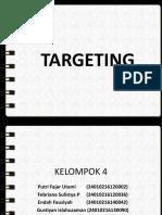 Bab 6 Targeting