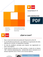 Consejo Práctico 47_Lean Construction
