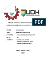 HIDROMETEOROLOGIA