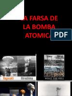 Nunca Cayeron Bombas Atomicas Sobre Hiroshima
