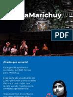 Guía Firmas Marichuy