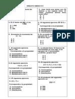 Ensayo Simce de Matemática Nº 3 (1)