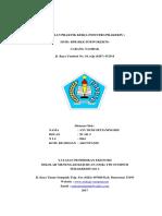 Laporan PKL DI PD. BPR BKK PURWOKERTO