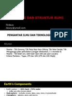 PIK-04. Komposisi Dan Struktur Bumi