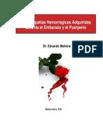 Coagulopatias Hemorregicas Adquiridas durante el Embarazo y el Puerperio.pdf