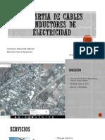 Industria de Cables Conductores de Electricidad