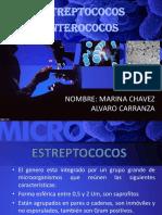 Estreptococos y Enterococos