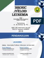 Kuliah 14.3 - Chronic Myeloid Leukemia (Dr. Ali Santosa).Pptx