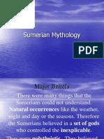 Sumerian Mythology Pp
