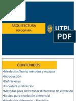 Presentaciones Topografia 1ra.2bm