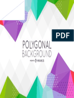 Abstract Polygonal Background 002