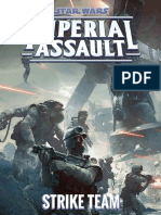 Imperial Assault Skirmish Rules