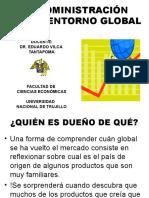 3. La Administración en Un Entorno Global