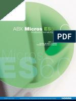 Abx Micros Es60
