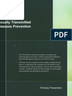 Sexually Transmitted Diseases Prevention