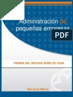 Administracion de Pequenas Empresas