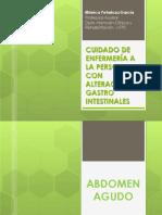 04. Abdomen Agudo y Dolor Abdominal (1)