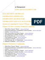 Information Management - Book - Lecture Notes, Study Material and Important Questions, Answers