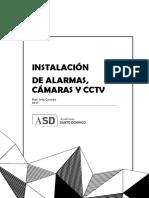 Instalacion de alarmas,camaras y cctv