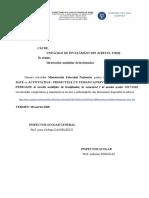 Proiect Prevenirea traficului de  persoane.doc