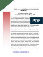PERCEPCIÓN PSICOLÓGICA DEL RIESGO.pdf