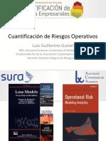 Cuantificacion de Riesgos Operativos Por LuisGutierrez