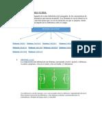 Sistema de Juego Del Futbol