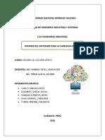 Informe Farmacia Central
