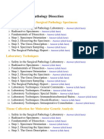 Surgical Pathology Dissection - Lecture Notes, Study Material and Important Questions, Answers