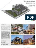 Lam Bow Apartments' first Design Review packet