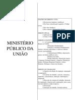 Apostila MPU 2006 - Tecnico Administrativo