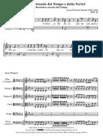 Urne, Voi - Händel