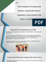 Adopción homoparental