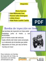 Bomba de Inyección en Línea Grupo 5