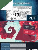 Textos Recreativos - Características