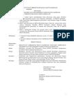 Surat Keputusan Direktur Rumah Sakit Kardinah