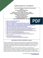 FICHA - OEA - Sistema Internacional de Derechos Humanos