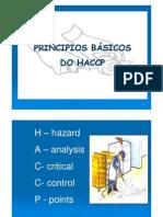 HACCP - Os 7 principios