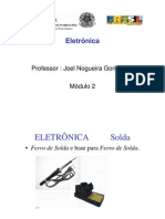 02 Modulo 2 Solda Diodos Capacitores Indutores