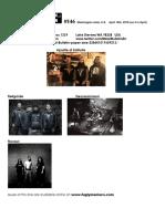 Metal Bulletin Zine 146