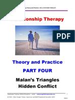 Hidden Conflict-Malan's Triangles