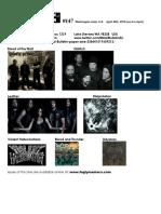 Metal Bulletin Zine 147