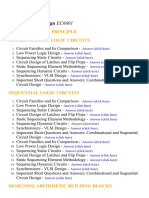 VLSI Design - Lecture Notes, Study Material and Important Questions, Answers