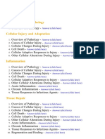 Pathology  - Lecture Notes, Study Material and Important Questions, Answers