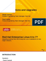 Cantrell w 1650 Migrating and Upgrading Rhel