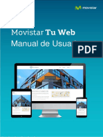 Manual de Usuario de Tu Web