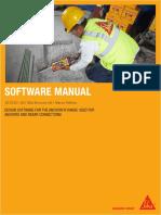Sika_AnchorFix_Software_Manual_10_2015_v1.0